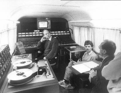 Gé in mobile 1984