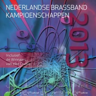 Nederlands Brassband Kampioenschappen 2013