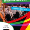 Highlights Symphonic Wind band, dvd WMC 2013