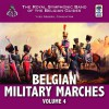 Belgian Military Marches cd vol. 4